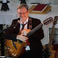 Dirk Ende in der Kulturkirche