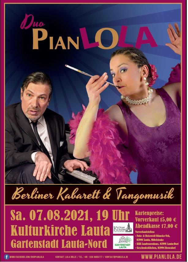 Duo Pianola Kulturkirche