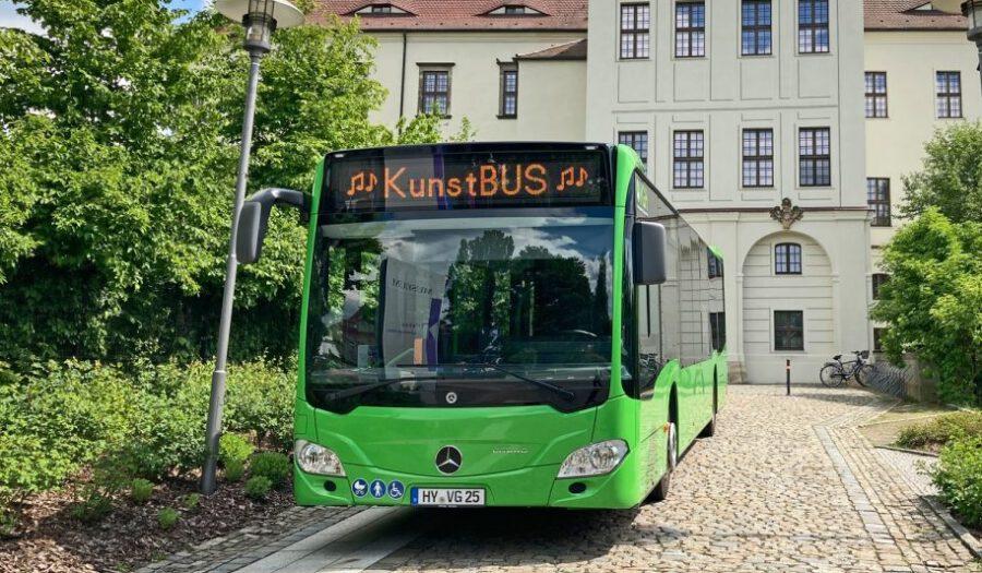 Kunstbus Kulturkirche
