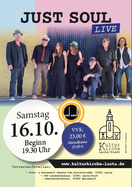Just_Soul Kulturkirche